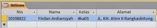 Tutorial Belajar Visual Basic.Net : Insert Data Ke Ms. Access