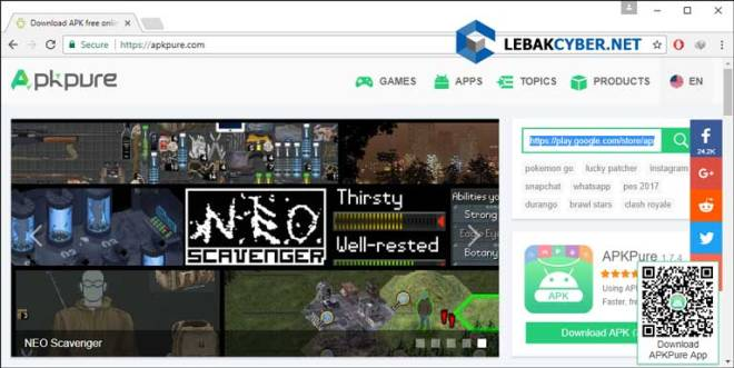 Cara Download APK Dari Playstore