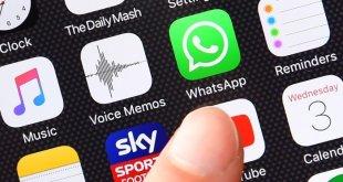 China Akhirnya Memblokir WhatsApp