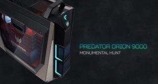 Predator Orion 9000 PC Dengan Core i9