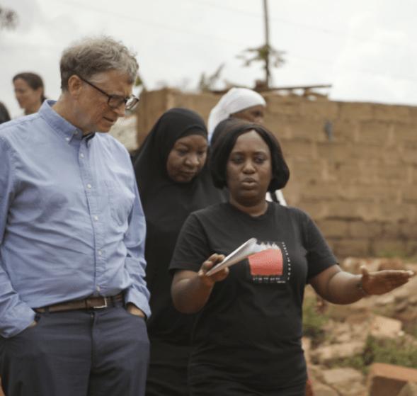 Ini Postingan Pertama Bill Gates Di Instagram