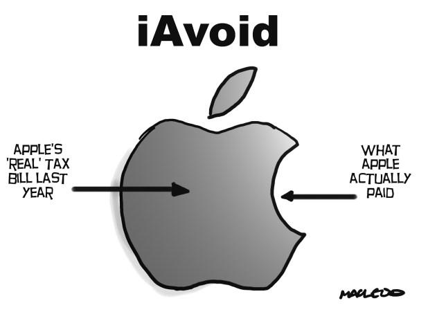 Catatan Hitam Perusahaan Apple
