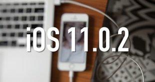 Apple Rilis Update iOS 11.0.2