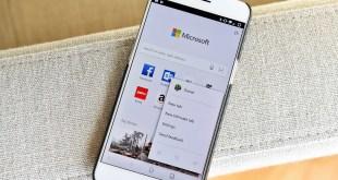 Microsoft Edge Kini Tersedia di Android