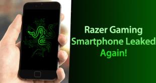 Tampilan Belakang Smartphone Gaming Razer