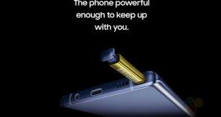 Samsung Galaxy Note 9 Resmi Dirilis