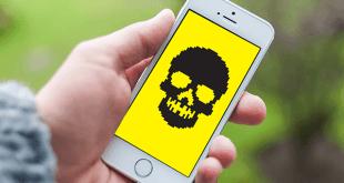 Ternyata iPhone Bisa Kena Virus