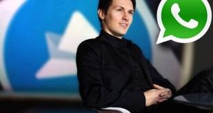 Tuduhan Serius Pavel Durov Pada WhatsApp