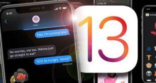 Apple Rilis iOS 13 ke Publik