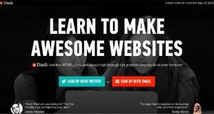 Situs Belajar Web Desain Terbaik