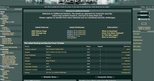 Situs Untuk Belajar Hacking