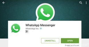 WhatsApp Sempat Hilang dari Play Store