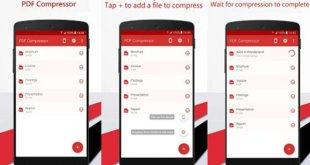 Aplikasi Kompres File PDF Terbaik di Android