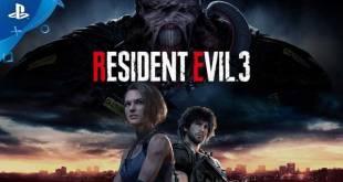 Game Resident Evil Secara 3 Resmi Dirilis