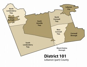 District 101