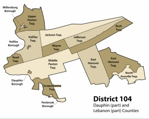 District 104