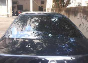تعرض سيارة الشيخ زغيب لاطلاق نار