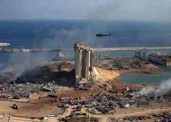 إعادة إعمار مرفأ بيروت