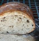 Risultati immagini per pane realizzato con vera farina integrale