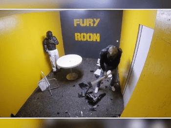 Fury Room Paris - Le Barman Vous Deteste