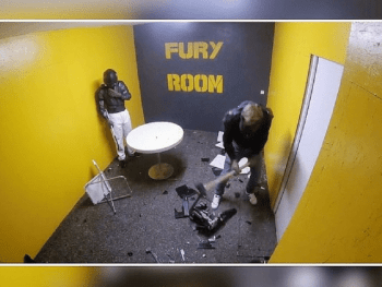 Fury Room Paris - Le Barman Vous Deteste