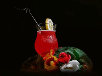 Gin Kiss Top cocktails aphrodisiaques - Le Barman Vous Deteste