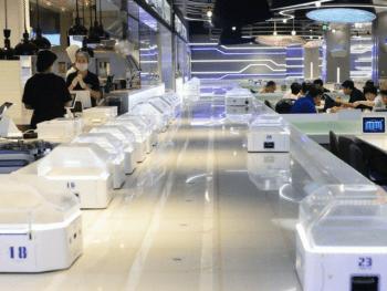 Adieu les serveurs, bonjour les robots - Le Barman Vous Deteste