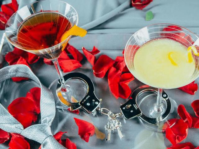 Top cocktails aphrodisiaques - Le Barman Vous Deteste