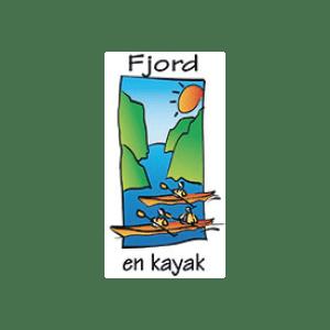 Fjord en kayak road trip le baroudeur van