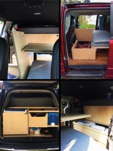 Camper van rental and selling - all about Le Baroudeur