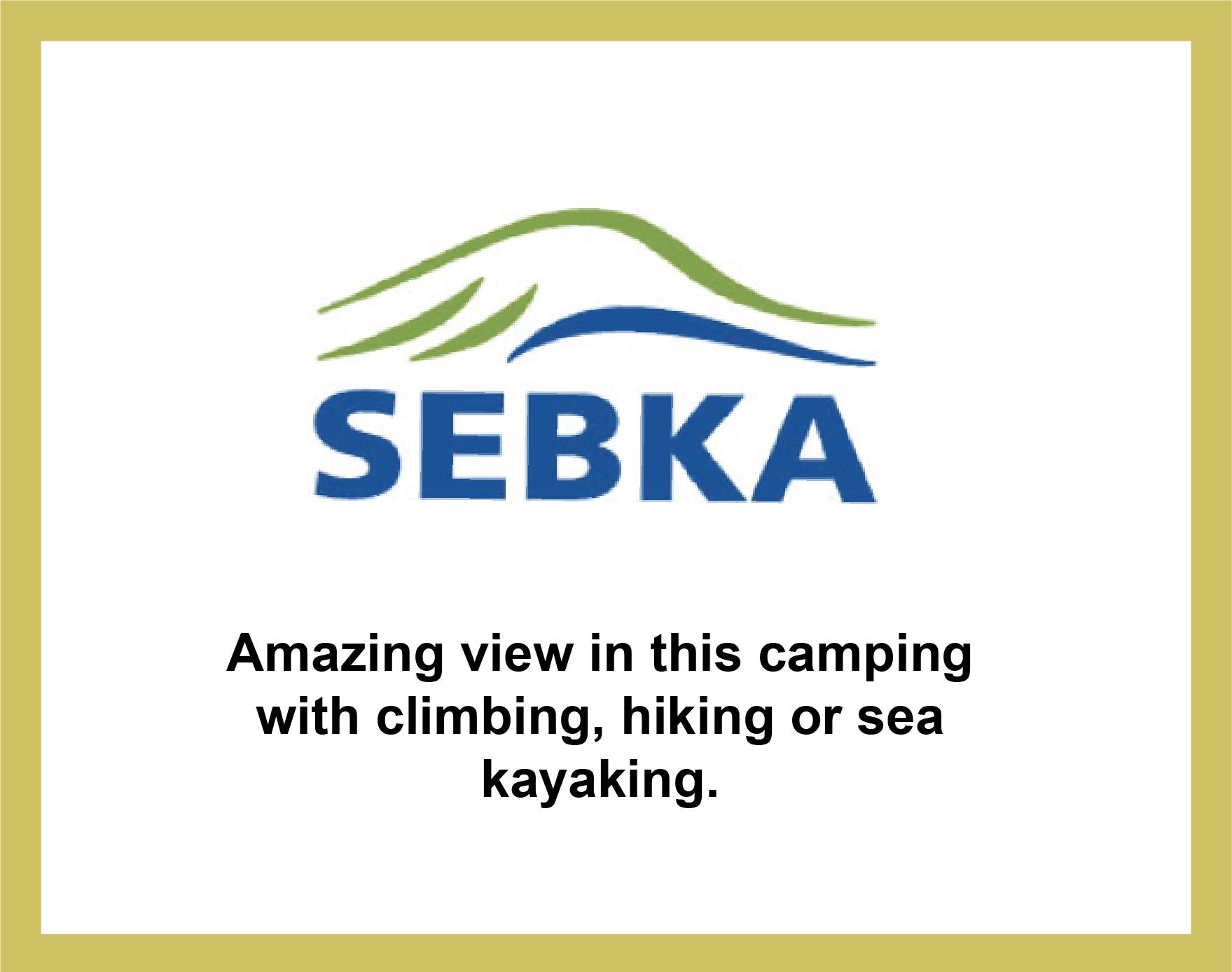Partenariat avec Sebka, campings avec des activités de plein air
