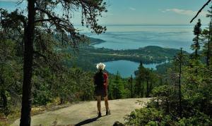 Mont Adéla Lessard belle vue