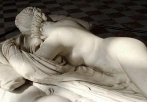 Hermafrodita dormida, Museo del Louvre - Le Bastart