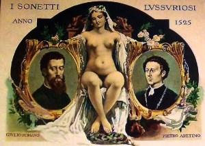 Pietro Aretino. Sonetti Lussuriosi