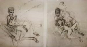 paul mccarthy - drawings - le bastart