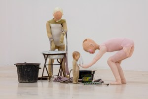 cathy wilkes - untitled 2013 - le bastart