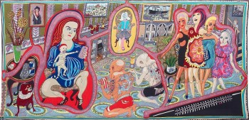 grayson perry - adoration - le bastart