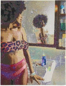 frances goodman - romancing mirror - le bastart