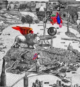 iex cosmonauta - isola utopia - le bastart