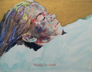 margaret harrison - marilyn is dead - le bastart