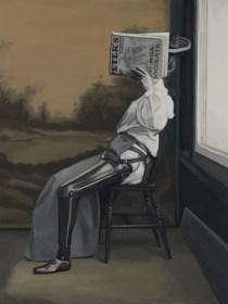cristina toledo - artificial limb - le bastart