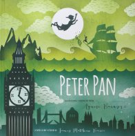 Peter Pan-JM Barrie-White star kids