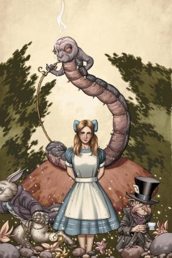 the complete alice in wonderland page 2