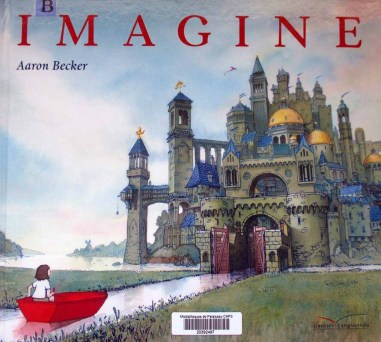 Imagine-Aaron Becker-couv