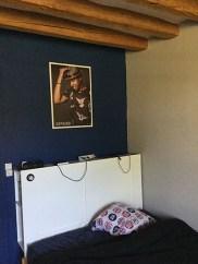 peinture mat chambre