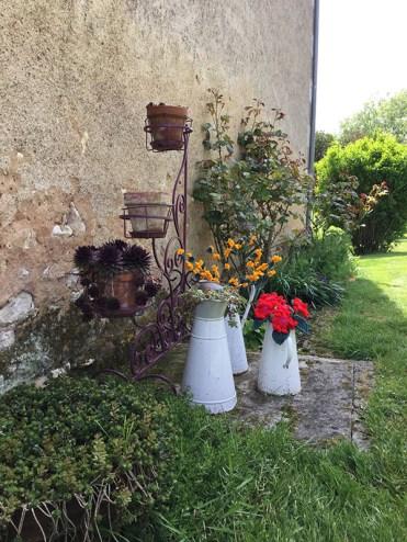 petit coin du jardin