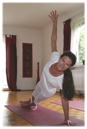 Yoga in Wien 21 - Dagmar Dietz
