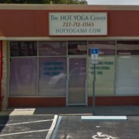 Evulation Hot Yoga clearwater