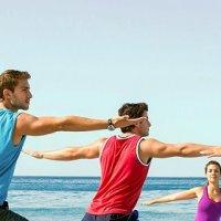 YOGA VIDEO: Yogaübungen zur Schultern und Nackenentspannung