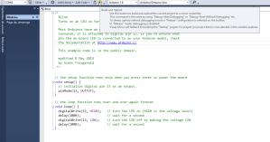 Ecran Build and Upload Microsoft Visual Studio - ecran-build-and-upload-microsoft-visual-studio